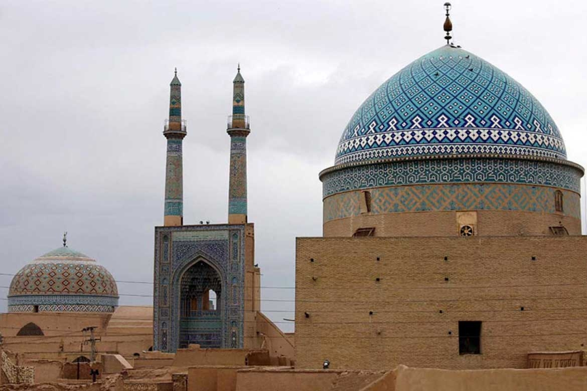 Yazd main tourists' attraction