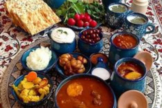 Package 14: Culinary (Feel Iranian Hospitality)