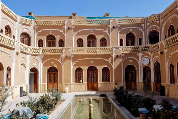 Package 2: Visiting Yazd Old Houses Tour
